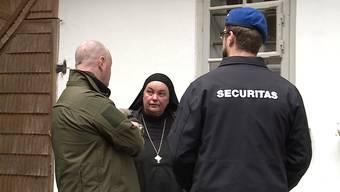 Verenaschlucht: Einsiedlerin erhält Securitas-Schutz
