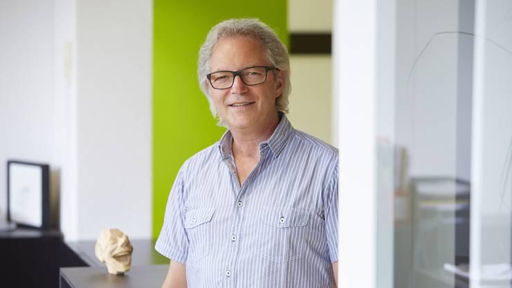 Peter Hofmann, seit 25 Jahren bei der Stiftung WQ Solothurn
