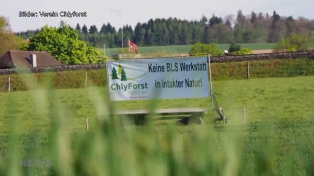 BLS-Werkstatt: Stadt Bern gegen Kanton