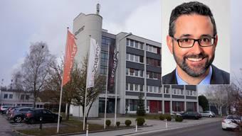 Christian Herren, neuer CFO der Schaffner Holding AG.