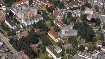Auch das Kantonsspital Aarau muss sich um einen Platz auf der Spitalliste bewerben.