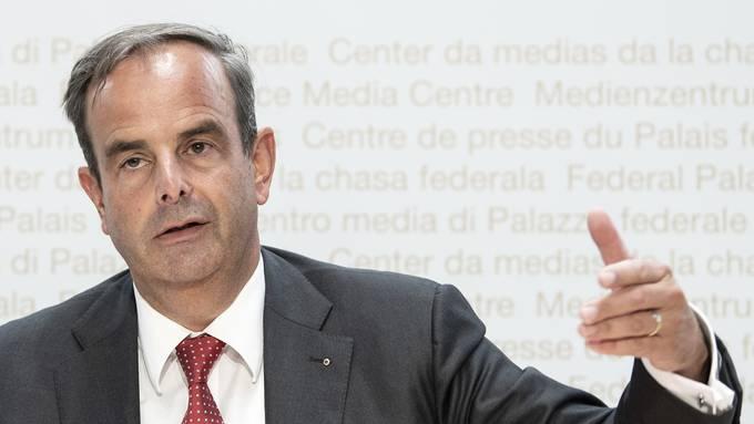 «Ich gebe zu: Am Wochenende war ich nervöser und angespannter als sonst»: CVP-Präsident Gerhard Pfister.