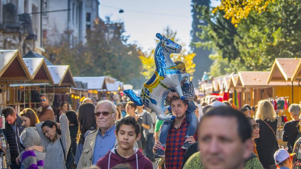 Herbstjahrmarkt ist abgesagt – vielleicht gibt es eine Light-Version