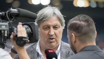 Angelo Renzetti verlor nach Luganos 1:4-Niederlage in Pilsen die Beherrschung