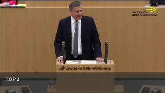 Hans-Ulrich Rülke zerlegt die AfD