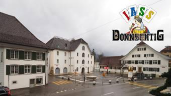 Donnschtig Jass und Balsthaler Kornhausplatz