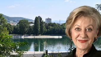 Susanne Leutenegger Oberholzer ist wieder politisch aktiv. Jetzt setzt sie sich für eine neue Quartierplanung in Augst ein.