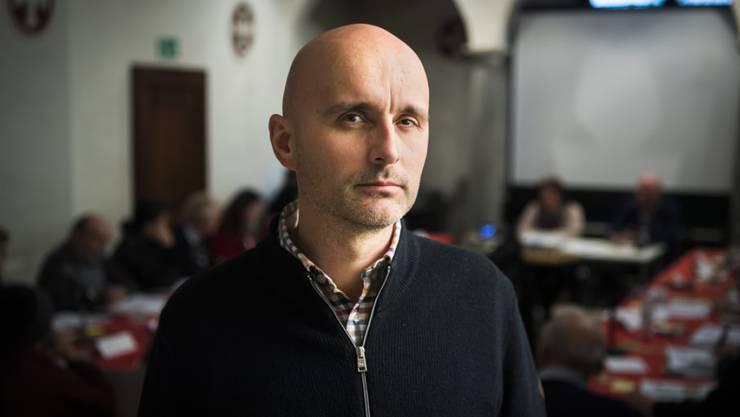 Der Genfer Politologe Nenad Stojanovic leitet das Demoscan-Pilotprojekt. (Archivbild)