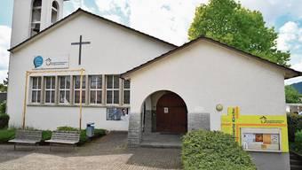 Die Bauarbeiten an der Kirche in Hägendorf sollen Ende Mai beginnen.
