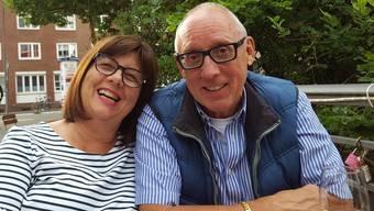 Als das Coronavirus sie noch nicht trennte: Renate Seiter und Wilfried Müller sind schon seit 20 Jahren ein Liebespaar. Während der Coronakrise müssen sie auf Zweisamkeit verzichten.