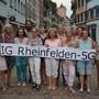 Die IG Rheinfelden-5G sammelte seit Sommer Unterschriften gegen einen unkoordinierten Ausbau des 5G-Netzes.