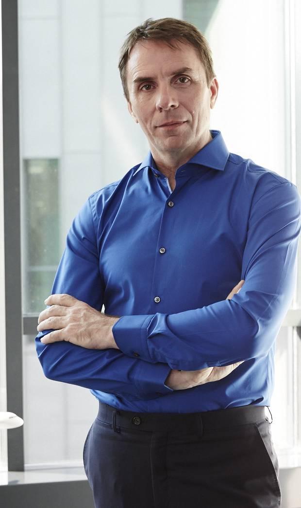 József Váradi (52), CEO Wizz Air