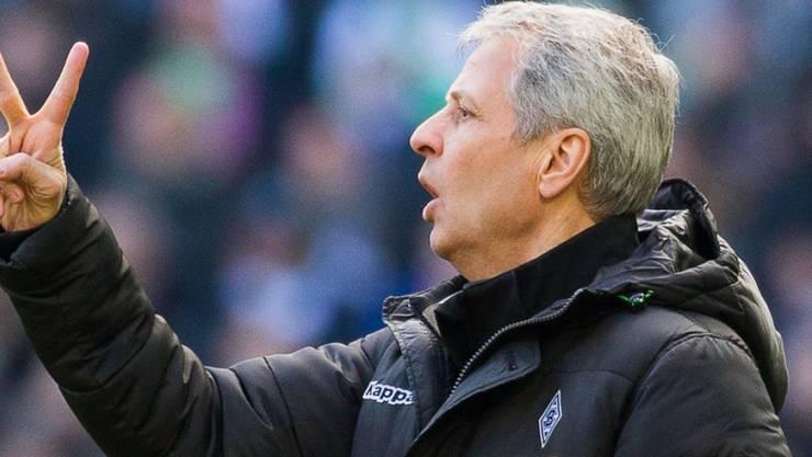 Lucien Favre und die Borussia gastieren zum Auftakt in Dortmund