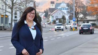 Gertrud Durot möchte in Trimbach Philosophie unter die Leute bringen.