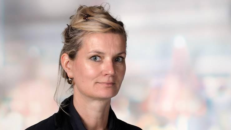 Laura Peter (SP), Aarauer Einwohnerratskandidatin