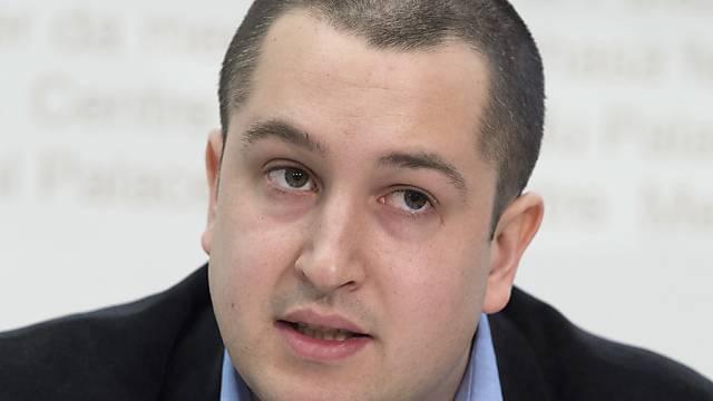 Junge SVP-Präsident wegen übler Nachrede verurteilt