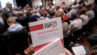 Die Versammlungen der Top5-Gemeinden