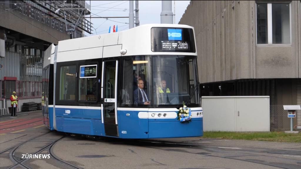 Platzprobleme: Flexity-Trams sind zu lang