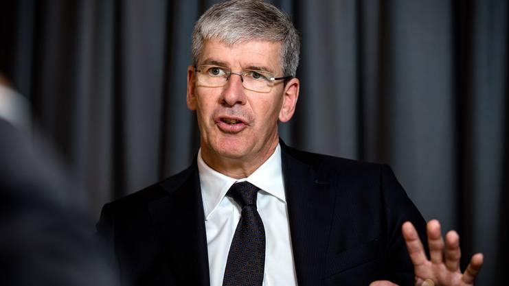 Roland Herrmann: «Unsere Saläre liegen im Durchschnitt oder eher tiefer als bei vergleichbaren anderen Finanzinstituten.»