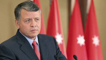 Der jordanische König Abdullah II. ernennt den neuen Premier (Archiv)