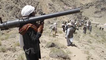 Die Taliban befinden sich seit Monaten militärisch im Vormarsch. Nun wollen sie ihre Vorstösse intensivieren. (Archivbild)