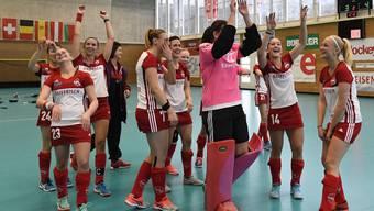 Rotweiss Wettingen spielt am heimischen Halleneuropacup gut auf und hat nun reelle Chancen auf die Medaillen.