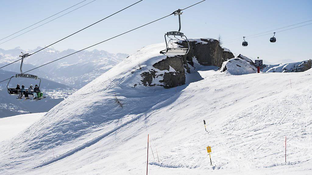 Der Monat Februar war heuer insbesondere in den Bergen deutlich zu mild. (Symbolbild)