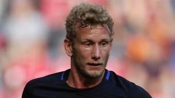 Fabian Lustenberger, aktueller Spieler von Hertha BSC und Ex-Nationalspieler