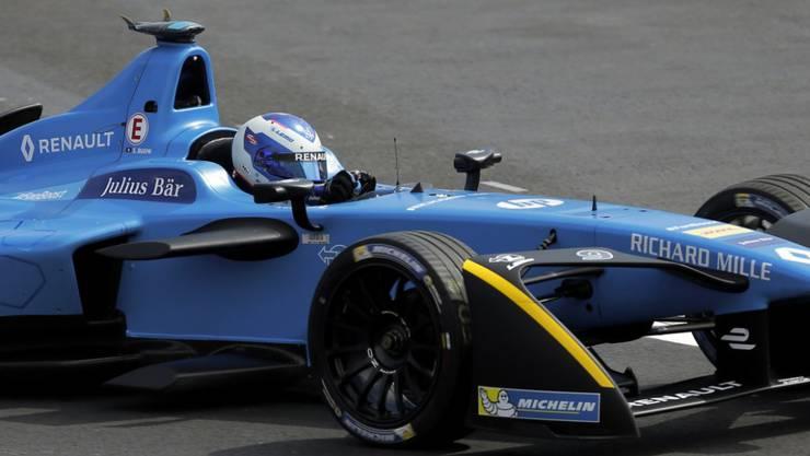 Sébastien Buemi fuhr in Berlin nach einem missratenen Qualifying ein gutes Rennen