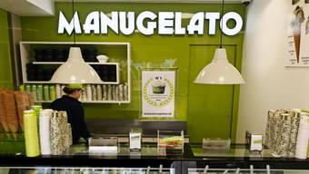 Gelateria mit Expansionshunger: Manu will in der Schweiz kräftig wachsen.