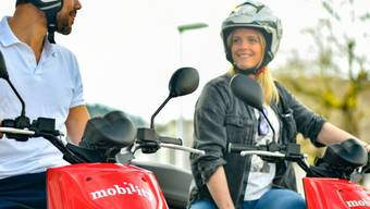 Mobility stellt ihr Scooter-Angebot in Zürich wegen fehlender Rentabilitätsperspektiven ein. (Quelle: Mobility)
