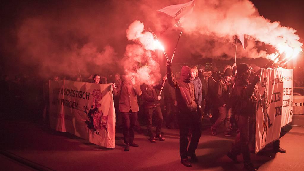 Bundesgericht berät über Teile des Berner Polizeigesetzes
