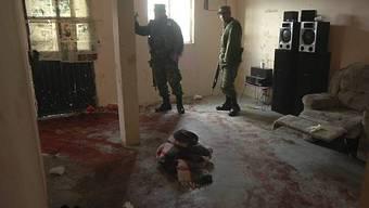 Der Tatort in Ciudad Juarez