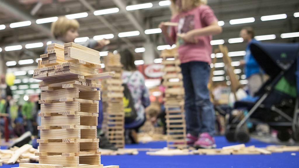 Spiele, Puppen und Actionfiguren kurbeln Spielwarenumsatz an