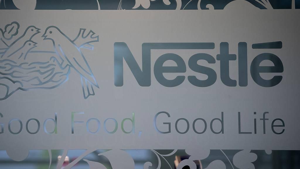 Nestlé beschleunigt organisches Wachstum zum Jahresauftakt