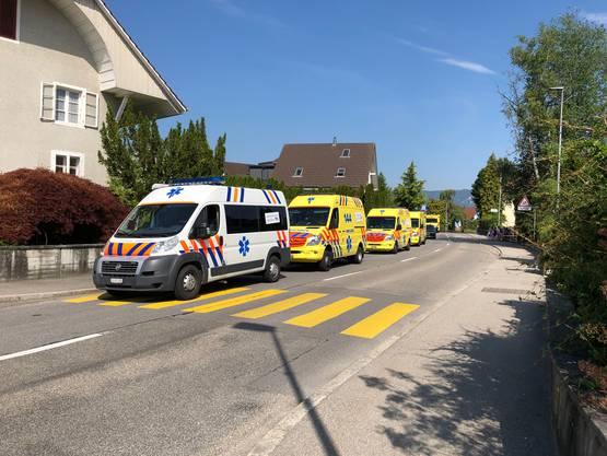 11 Angestellte wurden verletzt