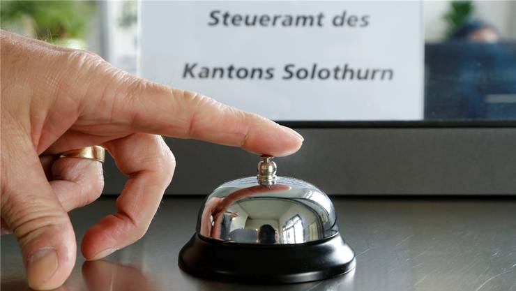 Am 9. Februar wird über die kantonale Steuervorlage abgestimmt. (Symbolbild)