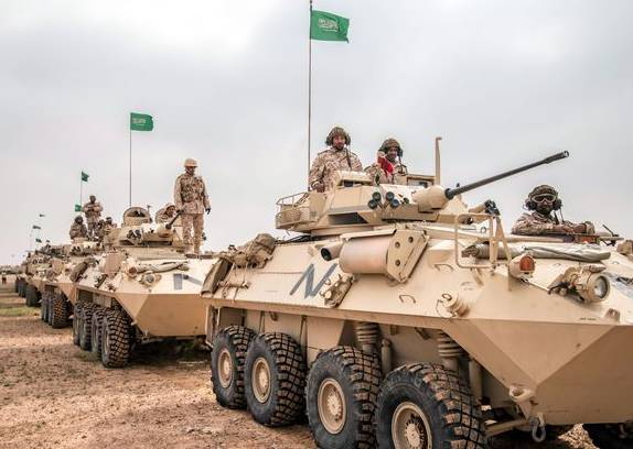 Saudi-Arabien will aufrüsten.