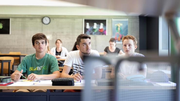 2019 wechselten noch 48 Prozent der Sekundarschüler ans Gymnasium. In diesem Jahr waren es fünf Prozent weniger.