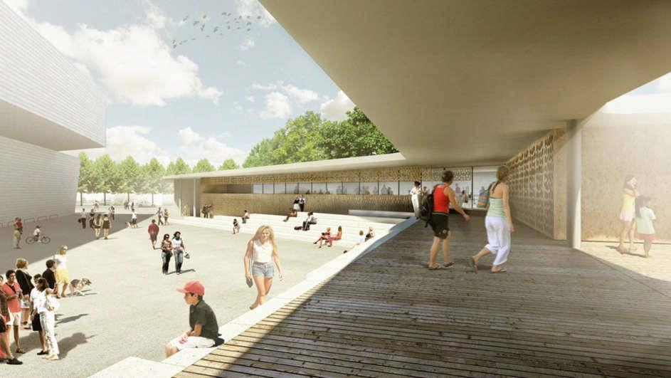 Rapperswil-Jona darf das 60 Jahre alt Schwimmbad Lido erneuern.