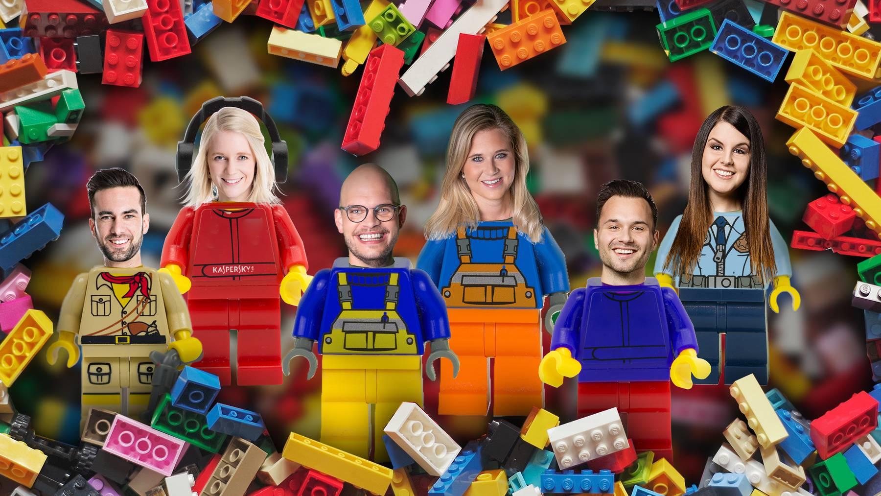 Lego Teaser