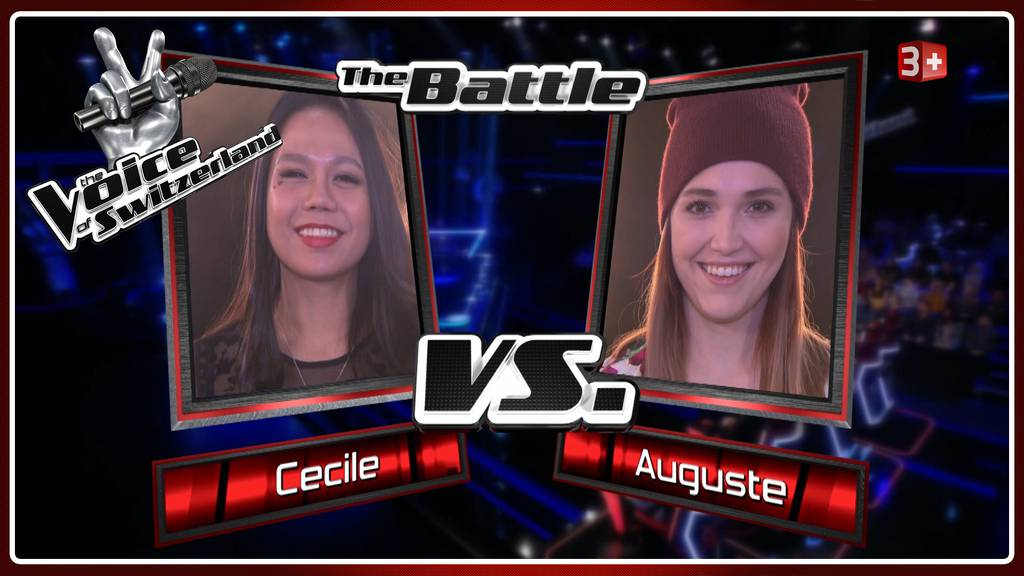 Staffel 1 - Folge 9 | Battle Cecile vs Auguste