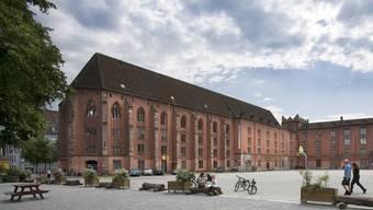 Der 23-jährige Mann wurde vor der Kaserne in Basel überfallen.