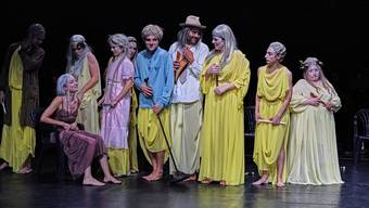 """Metamorphosen"" am Theater Basel"