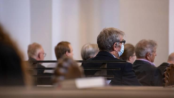 Für die Durchführung von Gottesdiensten brauchen die Kirchgemeinden ein Schutzkonzept. (Symbolbild)