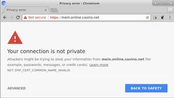 Internet-Provider sollen ab dem 1. Juli ausländische Glücksspiele blockieren.