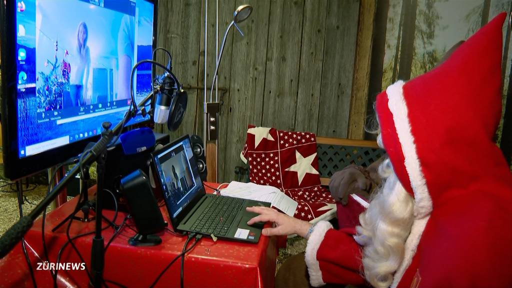 Virtueller Samichlaus: Anstatt Haus-Besuche gibts den Niklaus digital