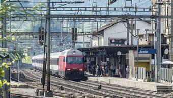 Liestal bangt um Schnellzughalte – Rascher Widerstand