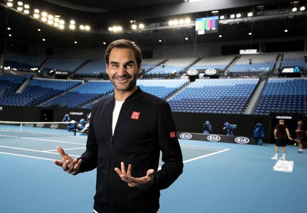 Roger Federers Idee einer gemeinsamen Dachorganisation für Frauen- und Männertennis findet bei Conny Perrin Anklang.