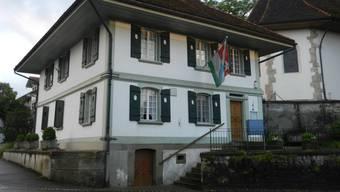Gemeindehaus Messen